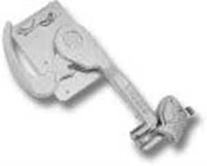Picture of 02510500, T Style Steel Lock Assembly