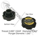 Picture of 572.2002, Coolant Surge Tank Cap - Freightliner