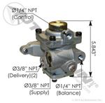 Picture of 170.103081 - R7 Pressure Modulating Valve