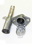 Picture of 11264, Dual Conductor Plug - Vertical