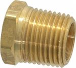 Picture of 131-6, Brass Plug - 3/8""