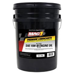 Picture of MAG SAE 15W-40 All Fleet Engine Oil - 5 Gallon