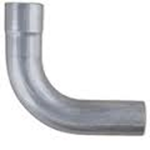 """Picture of P206341, 90 Degree Elbow - 3"""" ID/OD, 14"""" Arms"""