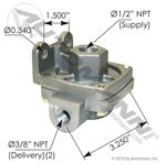 Picture of 170.229860, Quick Release Valve - 1/2 Supply Port