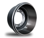 "Picture of FLT4400B, Brake Drum Rear - 16.5"" x 7"", 3600 Drum"