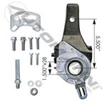 "Picture of 133.2840, Auto Slack Adjuster - 5.5"", 1.5""-28 Spline"