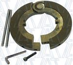 "Picture of M1883, 2"" Clutch Brake - Hinged, 0.5"" Thick"