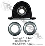 """Picture of 750.210121-1X, Center Bearing - 1710 Series, 1.968"""", 50mm Bore"""