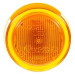 "Picture of 10250Y, LED Round Marker - 2.5"" Yellow"