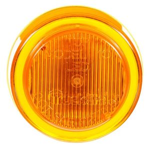 """Picture of 10250Y, LED Round Marker - 2.5"""" Yellow"""