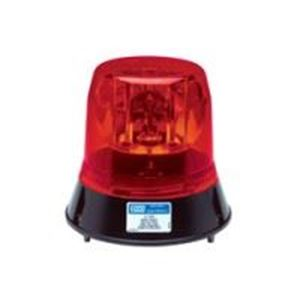Picture of 5725R, Rotating Beacon - Red, 100 FPM, 24 VDC