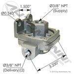 "Picture of 170.229859, Quick Release Valve - 3/8"" Supply"