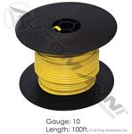 Picture of 178.2110YW, Primary Wire - 10 GA, 100 FT, Yellow