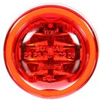 "Picture of 10275R, LED Market Light 2.5"" - Red, 8 Diode"