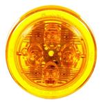 "Picture of 10385Y, LED Marker Light 2.5"" - Yellow, Low Profile"