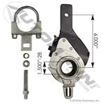 "Picture of 135.2832, Auto Slack Adjuster - 6"", 1.5""-28 Spline, 16 Degree"