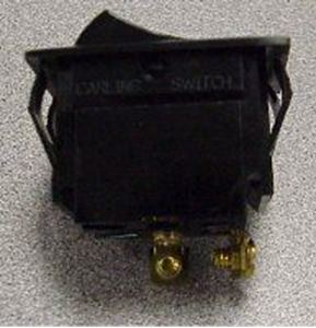 Picture of 34-301P, Universal Rocker Switch - On/Off, 2 Screw
