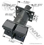 Picture of HLK2403, Hyrdaulic Latch Assembly - Replacement for 1991-2012 MC, MR, MRU, LEU Models