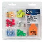 Picture of 82ASST43, Mini Blade Fuse Assortment Kit - 43 Pack with Tester