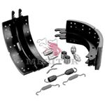 "Picture of XK2124710QP, Brake Shoe Kit FMSI 4710 - 15"" x 8.625"" Meritor Q Plus"