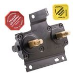 "Picture of KN20619, Manifold Dash Valve - Hand Operated, 6 x 3/8"" DOT Push In, OEM N4400EL, N4400BA"