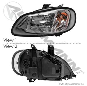 Picture of 564.46037, Freightliner Headlamp Assembly - LH, M2 Business Class / C2 Bus