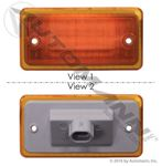 Picture of 564.46068, LED Amber Cab Marker - Freightliner 2251942000, 22-51942-000