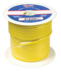 Picture of 87-8011, 16 Gauge Yellow Primary Wire - 100' General Purpose Thermo Plastic Wire