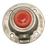 "Picture of 340-4065, Hub Cap - 4 Hole, 5/16"" Bolts"