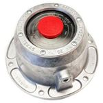 Picture of 343-4195, Hub Cap - 6 Hole, 6-3/4""