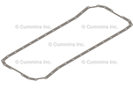Picture of 4337616, Oil Pan Gasket - Cummins