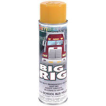 Picture of 20-1686, Big Rig School Bus Yellow Paint - 16 Oz