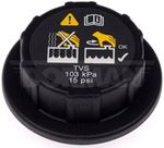 Picture of 902-5102, Fluid Reservoir Cap - Ford 4C4Z8100B, Navistar 3578833C2, 3578833C3