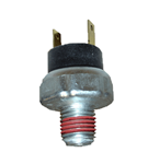 "Picture of S-9093, Brake / Stop Light Switch - 1/4"" NPT, 3-5 PSI, 2 Blade Terminals, Sealed Non Rebuildable Style"