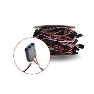 betts wiring harness t612  triple term pigtail wire harness 92 plugs  12  spacing best wiring harness for 1967 camaro t612  triple term pigtail wire harness