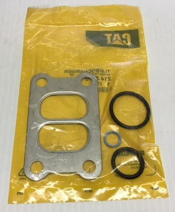 214-5970, CAT Turbo Mounting Gasket Kit - Supersedes 176-7009