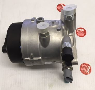 picture of 1876338c92, fuel filter assembly module - oem navistar