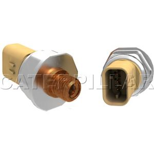 284-2728, CAT Pressure Sensor - 3 Pin, Caterpillar C7, C9, C11, C13, C15,  Supersedes 2482168