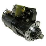 Picture of M125634, Heavy Duty Starter Motor - 12V, Clockwise, Noseless, Indexable Flange, Indexable Relay