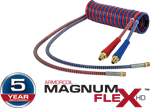 "Picture of 17M15-40H, Dual Line Aircoil - 15 Feet, 48"" x 14"" Leads, MagnumFlex Heavy Duty by Tectran"
