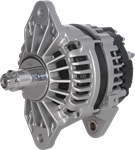 Picture of 8600308, 28 SI New Alternator - J Mount, 12 Volts, 160 Amps