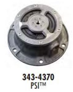 "Picture of 343-4370, Hub Cap for PSI - Oil, Short Tube, 6 Bolt, 5.5"" Bolt Circle"