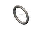 Picture of 3046201, O Ring - Genuine Cummins Engine Replacement O Ring
