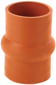"Picture of H51-600, Hump Hose 6"" ID x 6"" Long - Hot or Cold Side, 65 to 500 Deg F"
