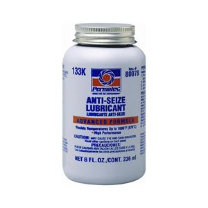 Picture of 80078, Anti Seize Lubricant - 8 Oz Brush Top Bottle