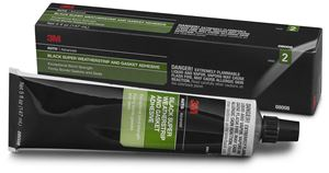 Picture of 08008, Weatherstrip Adhesive - 5 Oz Tube, Black, Super Strength