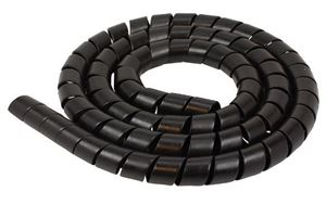 "Picture of PG-100, 1"" ID Polymer Spiral Hose Wrap - Sold per Foot"