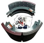 Picture of BK4718QPMA312, 4718QP Reman Brake Shoe Kit - Includes 2 Shoes and Hardware Kit - Core Charge Associated with this product