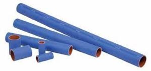 "Picture of 5515-125, Silicone Coolant Hose - 1.25"" ID, Sold per Foot, Comes in 3 Foot Sections"