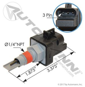 Picture of 577.59504, Coolant Level Sensor Kenworth - Paccar Q0216007S, Q21-6007S, Q216007S, Q021-6007S